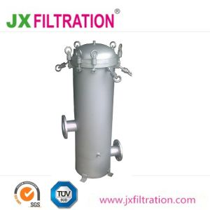 Stainless Steel Single Bag Filters Manufacturer pictures & photos