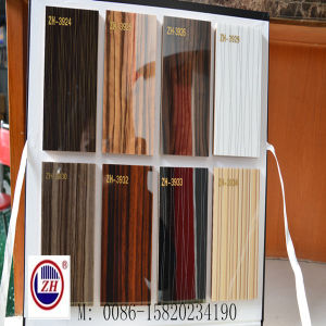 1220*2440*9mm Glossy Wooden UV MDF Sheet (ZH-3933) pictures & photos