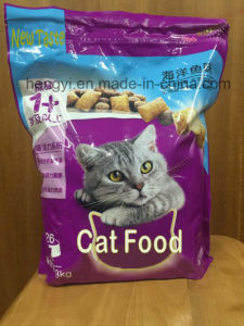 Plastic Pet Food Bags Packaging (BOPP film) pictures & photos