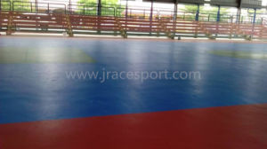 Ce Standard Surface Slip Resistance Basketball Court pictures & photos
