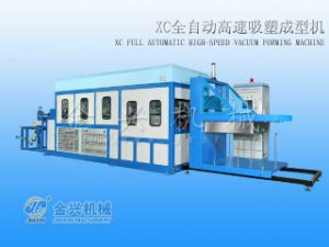 Xc800 Vacuum Forming Cutting Machine pictures & photos