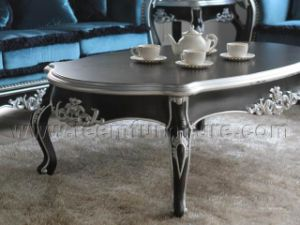 2016 New Collection Living Room Coffee Tables (BA-1809) Solid Wood Tea Table European Style Coffee Table pictures & photos