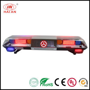 Car Roof Emergency Light Bar Colorful Light Bar with Speaker Series pictures & photos