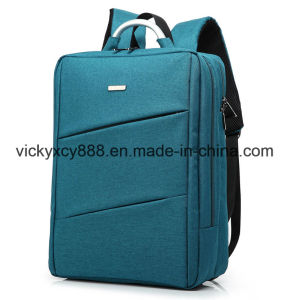 Fashion Double Shoulder Laptop Notebook Computer Bag Backpack (CY6111) pictures & photos