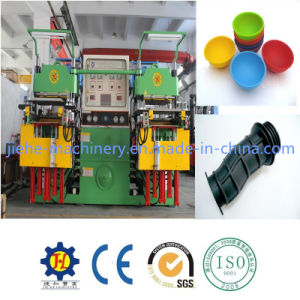 Hot Sale High Efficiency Rubber Silicone Moulding Press Made in China pictures & photos