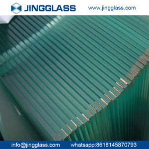 Safety Curved Tempered Sgp Laminated Glass Window Glass Curtain Wall Distributor pictures & photos