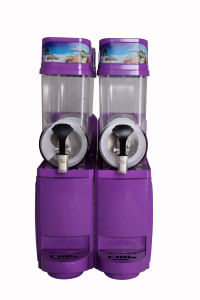 China Commercial Slush Ice/Snow Drink Machine Snow Frozen Drink 010 pictures & photos