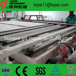 China Paper Faced Wallboard Production Technology pictures & photos