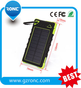 2016 Hot Selling Outdoor Solar Power Bank with Solar Panel pictures & photos
