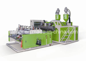 Double Layers Co-extrusion Stretch Film Machine (LYM-1000X2A)