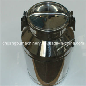 50L Stainless Steel Milk Bucket for Cow Milk pictures & photos