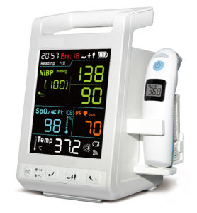 Medical Equipment Vital Sign Monitor with CE Approved pictures & photos