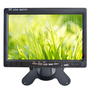 Three Years Warranty 7′′ Inch Small Size Touch Screen Monitor with Ce RoHS pictures & photos