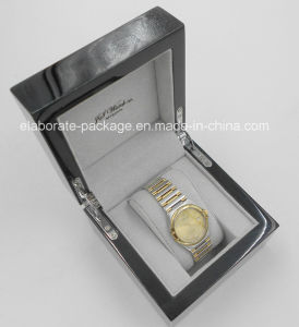 Single Wood Watch Display Box pictures & photos