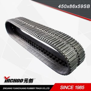 Rubber Products High Quality Rubber Track with Competitive Price Made in China