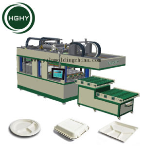 Disposable Tableware Production Line for Decorative Paper Plate