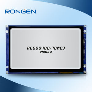 Rg800480-70m03 7inch 800X480 Dots MCU LCD Module with Touch Screen pictures & photos