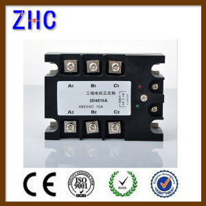 10 AMP 15 AMP 25 AMP 40 AMP Three Phase Electrical Solid State Contactor pictures & photos