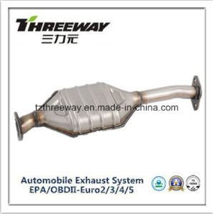 Three Way Catalytic Converter Direct Fit for GM 2208c pictures & photos