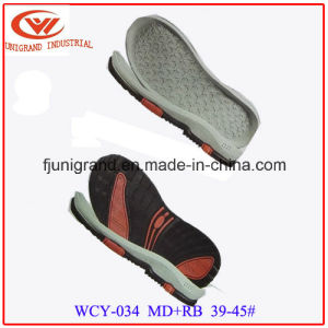 Wear Resistant Summer Sandals Outsole Beach Sole pictures & photos