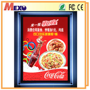 Acrylic Advertisement Product Restaurant LED Advertisement Board Design pictures & photos