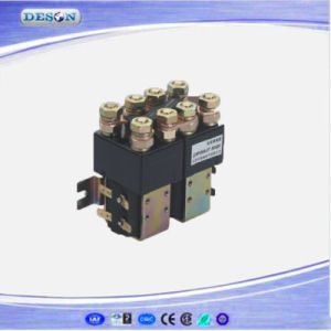 6V-150V 50Hz/60Hz 100A 2no Battery DC Contactor pictures & photos