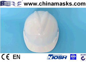CE Industrial Safety Helmet with ABS/PE and CE