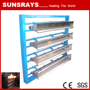 Cast Stainless Steel Burner Duct Burner for Industrial Heating