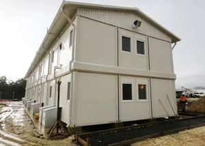 20FT Container Office Use for Workers in Africa pictures & photos