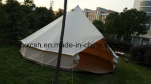 Luxury Family Resort Cotton Canvas Bell Tent pictures & photos