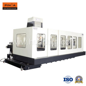 Moving Column Precision Horizontal CNC Machine for Metal-Cutting