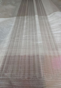 Long Length Clear Quartz Tube with High Quality pictures & photos