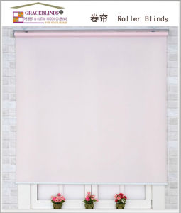 Durable Fabric Manual and Blackout Roller Blinds pictures & photos