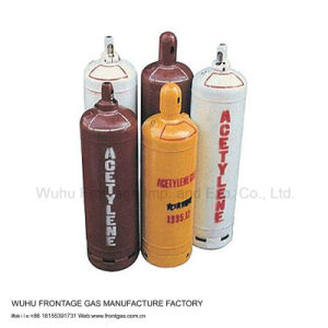 High-Energy Fuel 40 Lt Gas Cylinder Acetylene pictures & photos