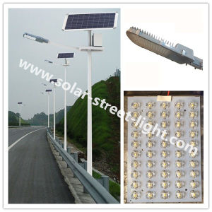 50W Popular Manufacturing Solar LED Street Light pictures & photos