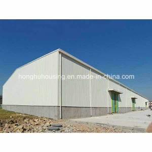 Fresh Low Cost Modern Prefab House Warehouse Model pictures & photos