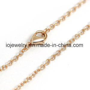 Pure 925 Sterling Silver Chain Necklace for Women