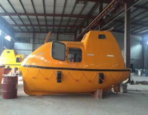 35 Man Davit-Launched Enclosed Lifeboats Solas Prices pictures & photos