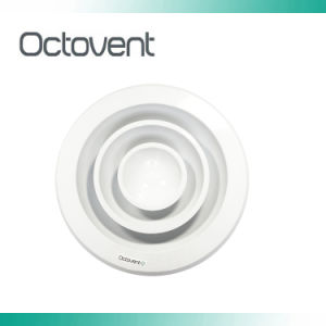 Octovent Air Conditioning Grille Round Circular Ceiling Diffuser
