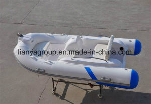 Liya Fast Inflatable Boat Rubber Rib Boat Speed pictures & photos