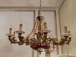 Classical Dining Room Decorative Pendant Light (TD-0960-10) pictures & photos