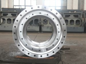 Forging Alloy Steel Golden Loose Flange pictures & photos