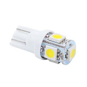 Led Lighting 12v White 5smd 5050 T10