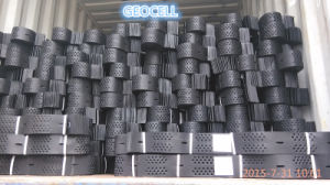 High Quality Ce Certified HDPE Slope Protection Geocell