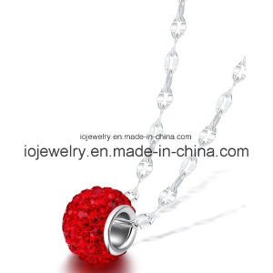 Stainless Steel Fashion Shamballa Crystal Jewelry Set pictures & photos