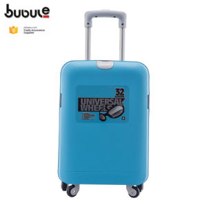 Bubule Mini Size Business Draw Box Travel Suitcase Storage Box For Tools  With Wheels