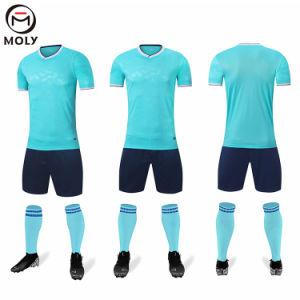 China Kids Soccer Jerseys Set Men′s Football Uniforms Set Low ...