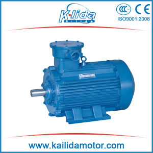 25HP/18.5kw Three Phase Explosion-Proof Motor with Ce/Exd Certificate pictures & photos