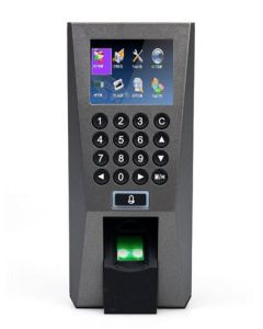 China Biometric Fingerprint Scanner Zkteco F18 Time Attendance with