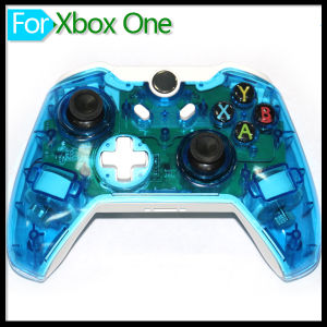 Transparent Wireless Controller Gamepad for Microsfot xBox One Console Video Games